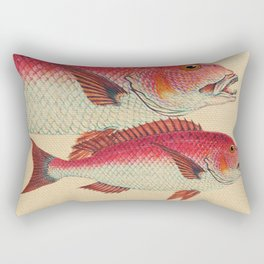 Fish Classic Designs 7 Rectangular Pillow