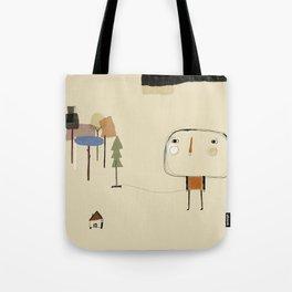 The choise Tote Bag