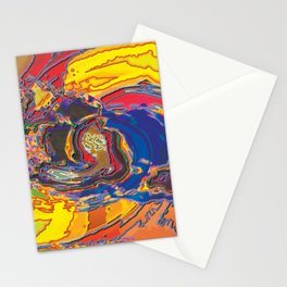 Chromatic, No. 4 Stationery Cards