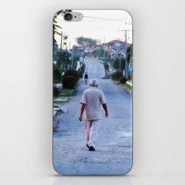 Authentic Cuba iPhone Skin