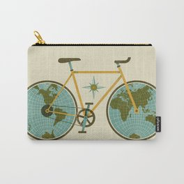 Ride For The World Carry-All Pouch