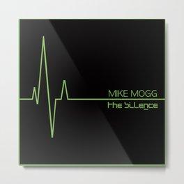 Mike Mogg - The Silence Metal Print