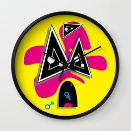 PRiOR (Original Characters Art by AKIRA) Wall Clock