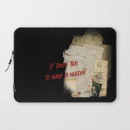 Murder Board Laptop Sleeve