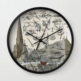 Saluti Dal Futuro 096 Wall Clock