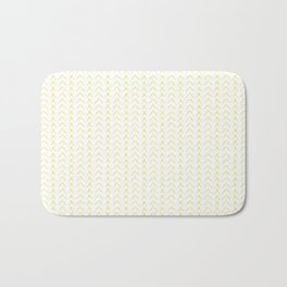 Mountains and Tents Bath Mat