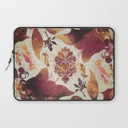 Floral Decor II Laptop Sleeve