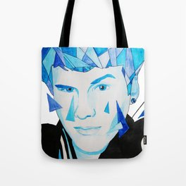 Questionable Glare Tote Bag