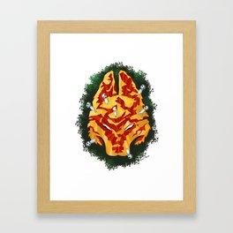 Moro Framed Art Print