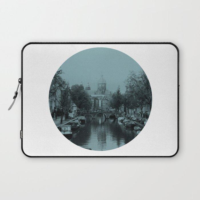 Amsterdam Canal #1 Laptop Sleeve