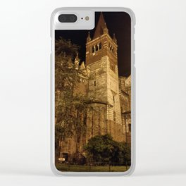Verona- the city of legends Clear iPhone Case
