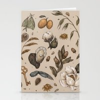 georgia Stationery Cards featuring Georgia Nature Walks by Jessica Roux