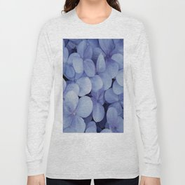 Hydrangea Florets Long Sleeve T-shirt