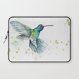 Hummingbird Flurry Laptop Sleeve