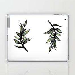 Sprig of Leaves - Katrina Niswander Laptop & iPad Skin