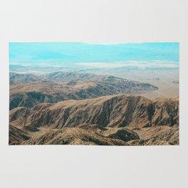 Southern California Mojave Desert Rug