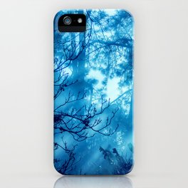 Foggy Tales iPhone Case