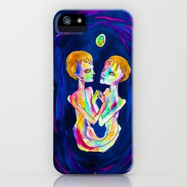 Soulmate iPhone Case