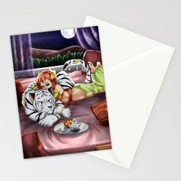 Luci and Rijo Stationery Cards