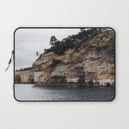 Pictured Rocks II Laptop Sleeve