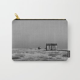 Shack by the sea Carry-All Pouch