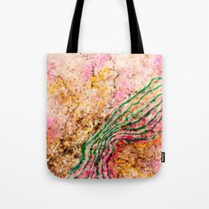 Heart borders Tote Bag