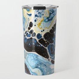 Marine 2 -- Abstract Painting Travel Mug
