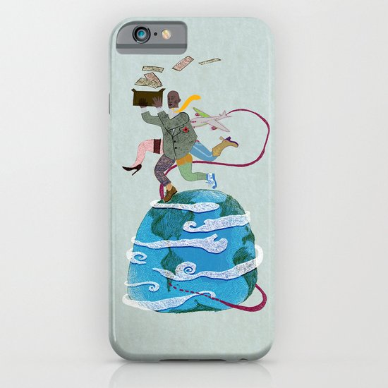 Fuga - Escape iPhone & iPod Case