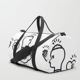 AAA Abstract Art Arm Duffle Bag
