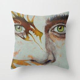 Beowulf Throw Pillow