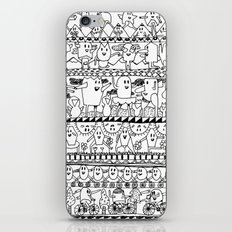 perelels iPhone Skin