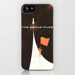 The Soyuz Files iPhone Case