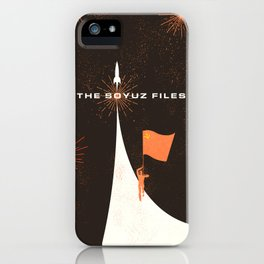 The Soyuz Files iPhone Case