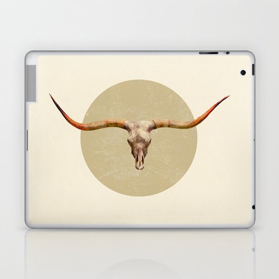 Longhorn  Laptop & iPad Skin