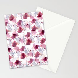 Crushed Florals Stationery Cards
