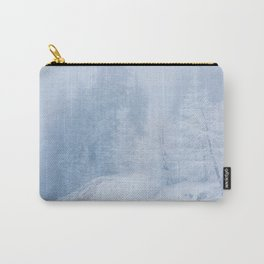 Frozen trees Carry-All Pouch