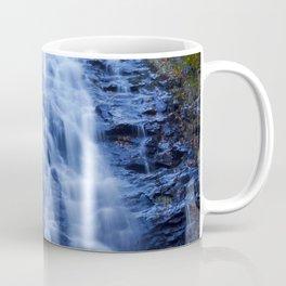 Crabtree Falls at Golden Hour Coffee Mug