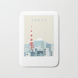 Tokyo Bath Mat