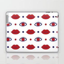 Face Print Laptop & iPad Skin