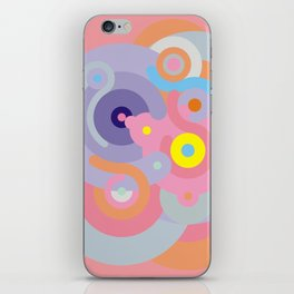 Modern Baroque iPhone Skin