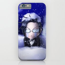 If You're Cold, They're Cold iPhone Case