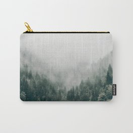 Foggy Forest 3 Carry-All Pouch