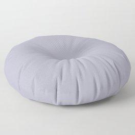 Light Pastel Purple Solid Color Inspired By Valspar America Lavender Lake 4001-5C Floor Pillow