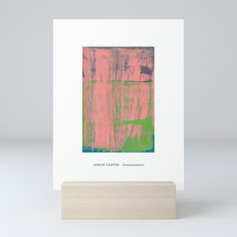Simon Carter Painting Concealment Mini Art Print