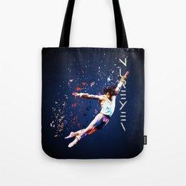 Fanfare for Nureyev Tote Bag