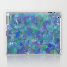 Panelscape + circles  - #1 society6 custom generation Laptop & iPad Skin