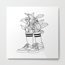 Where have all the flowers gone? Metal Print