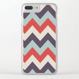 Ziggy Zagga Clear iPhone Case