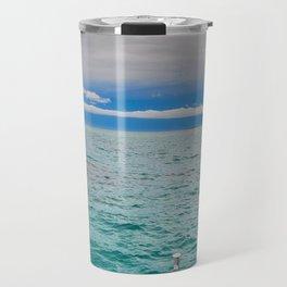 OCEAN FRONT VIEW Travel Mug