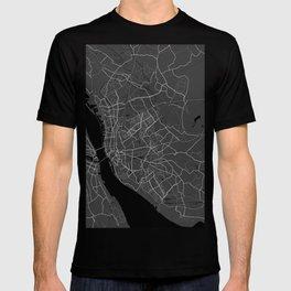 Liverpool Road Map T-shirt